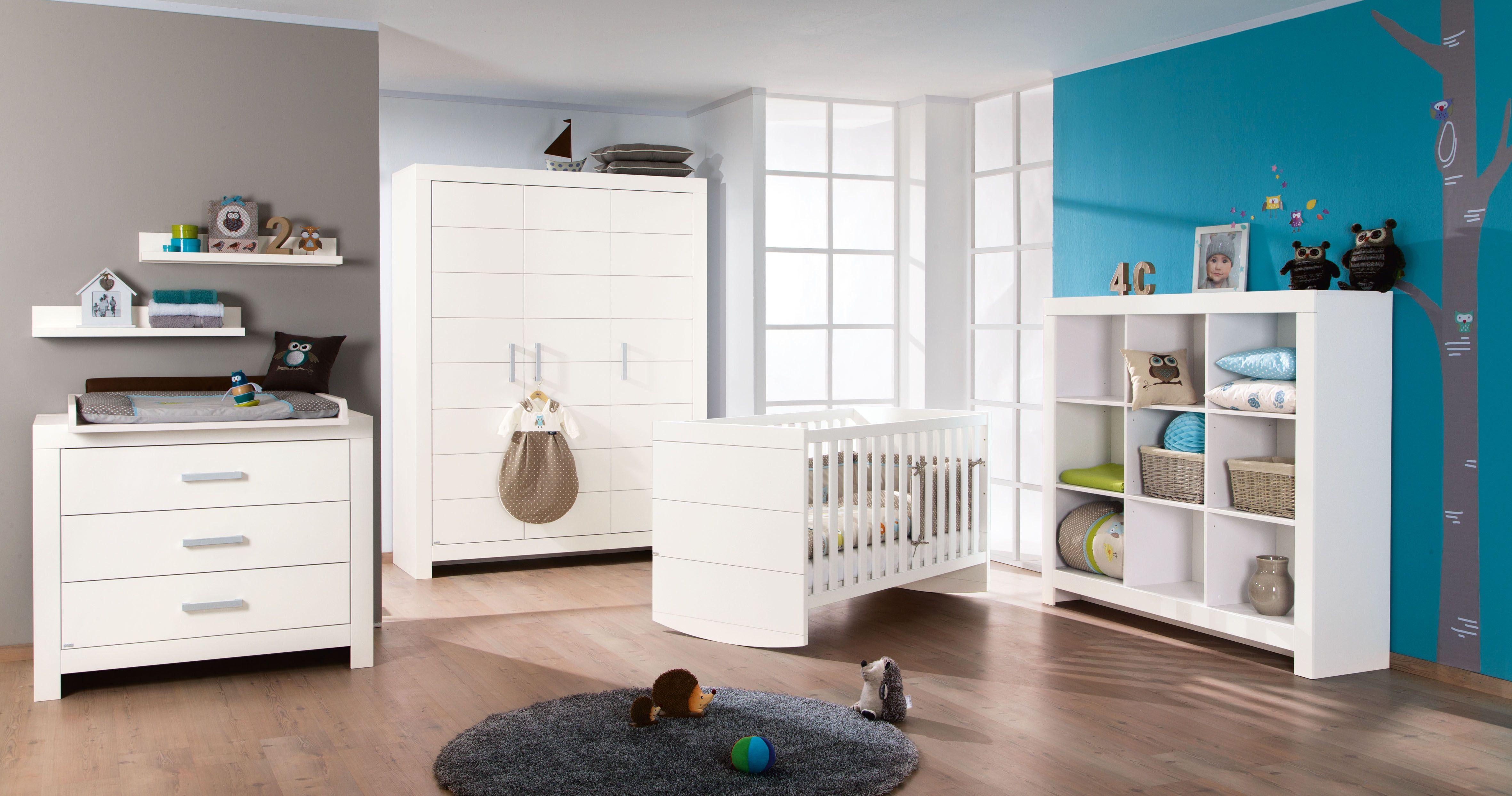 Perfect PAIDI FIONA der sch nste Ansto zum Tr umen Unser Babyzimmer in Kreidewei