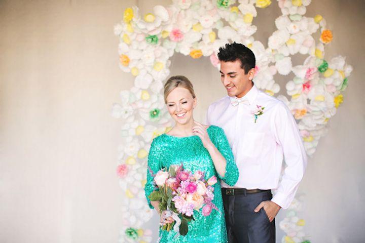 10 Fun, Fast DIY Wedding Backdrop Ideas | http://blog.wedding-spot.com/2015/04/16/fun-fast-diy-wedding-backdrop-ideas/