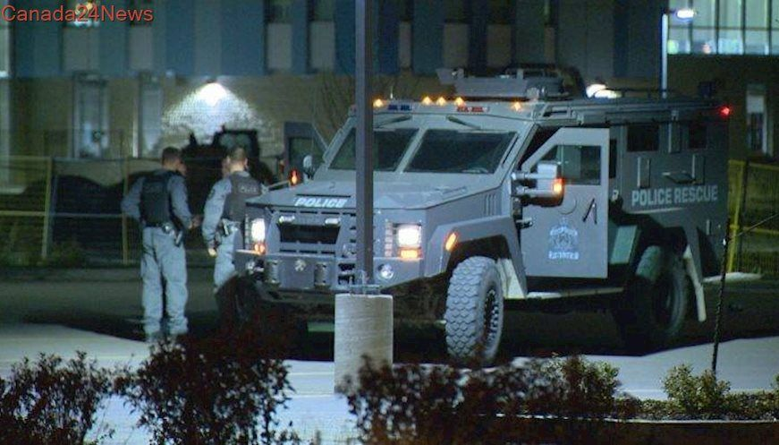 Regina Police potentially eyeing purchase of armoured rescue vehicle