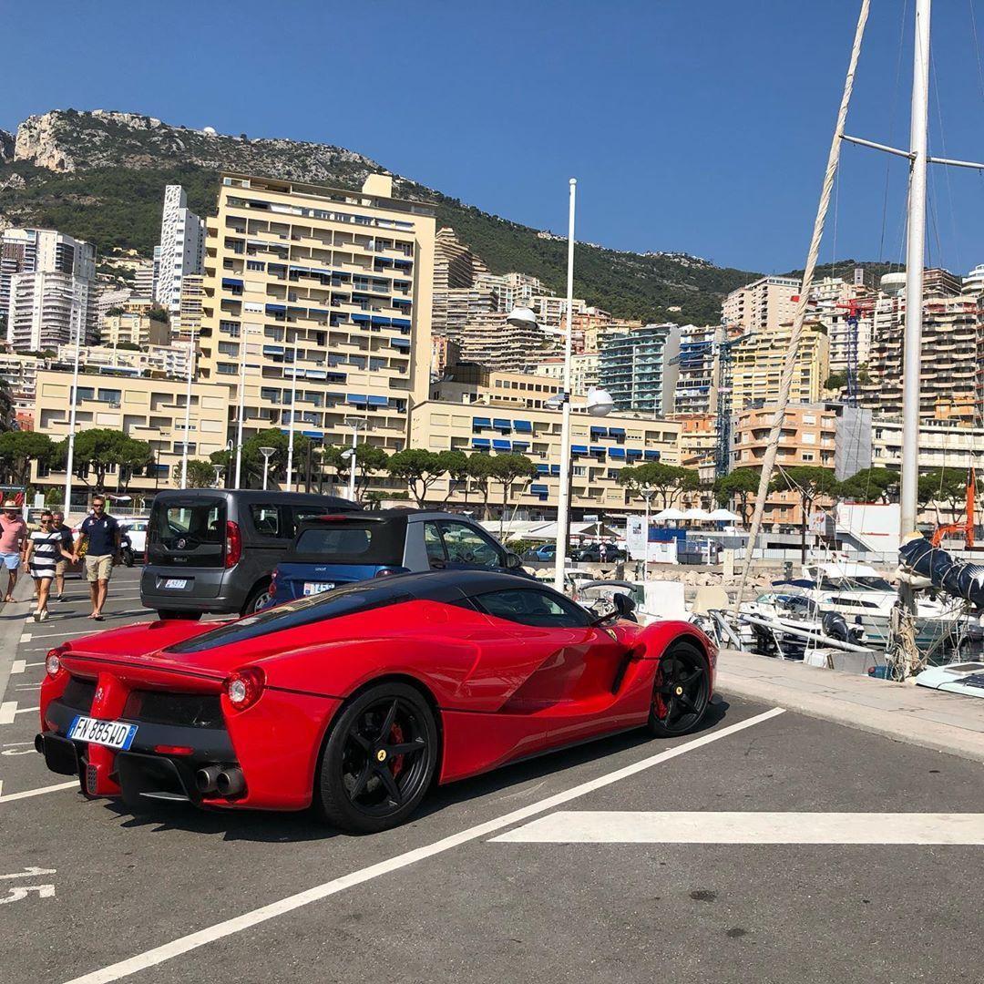 #petrolicious #drivetribe #laferrari #randomly #hypercar #vacation #blognbsp #ferrari #blogger #monaco #harbor #summer #parked #going #speedLaFerrari randomly parked by the harbor. Much speed going on. . . . . . #ferrari #laferrari #monaco #speed #vacation #summer #harbor #hypercar #petrolicious #drivetribe #cars #blogger #blog #ferrarilaferrari