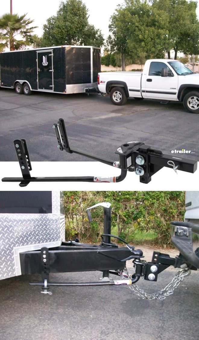 Fastway e2 Weight Distribution w/ 2-Point Sway Control