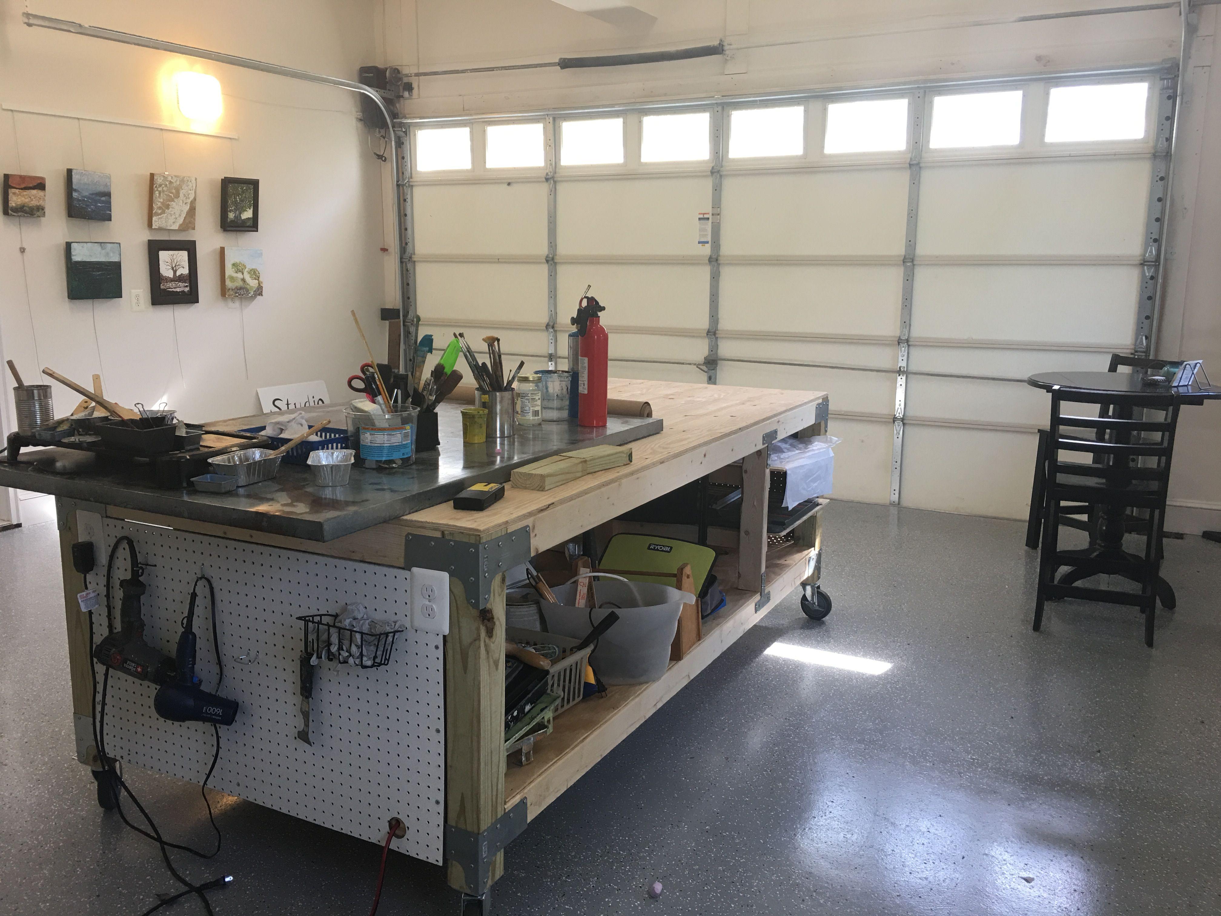 25+ Garage art studio ideas info