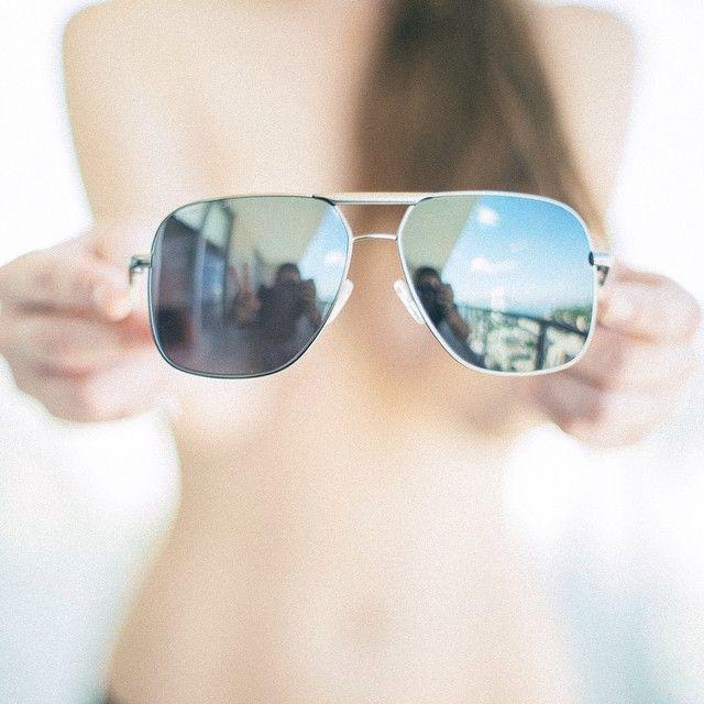 #Reevaeyewear: the only thing you need to wear. Photo by @whaitecanvas Model: @alexisbriellekowski