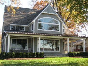Certainteed Granite Gray Vinyl Siding Home Design Ideas Pictures Remodel And Decor House Paint Exterior House Siding Vinyl House