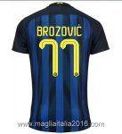 Home maglia BROZOVIC Inter Milan 2016/2017 €18.50