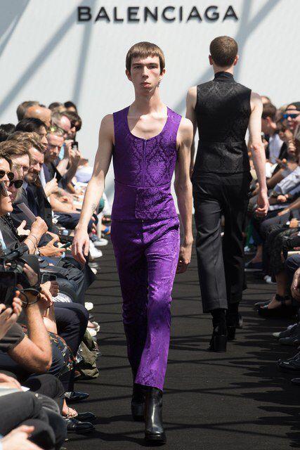 Balenciaga, Look #30