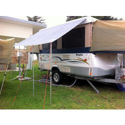 3 4m Kitchen Sunshade For Jayco Swan Flamingo Or Penguin Jayco Remodeled Campers Awning