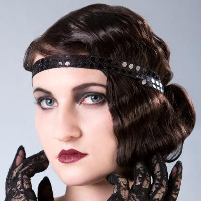1920s Hairstyles From Great Gatsby And Downton Abbey Hair