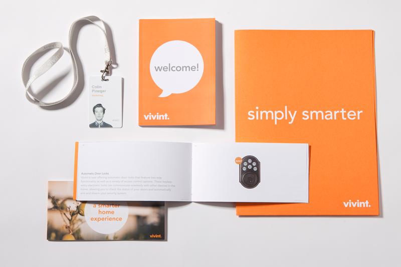 Identidad Vivint Vivint Instagram Design Brand Identity