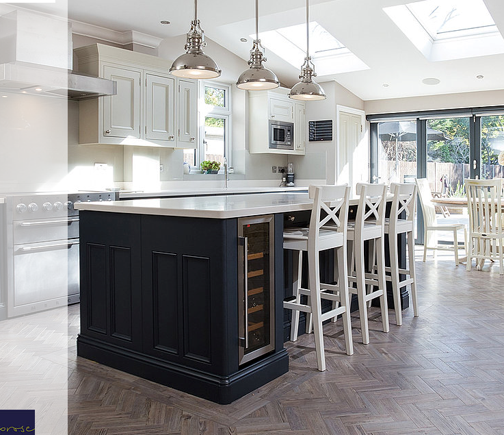 Extend Kitchen Island: Pin By Priscila De Leon On Home