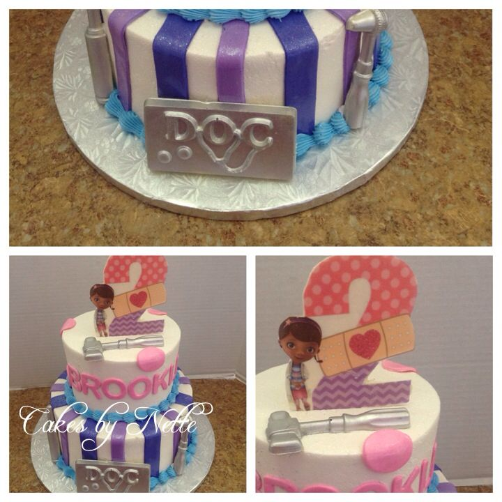Doc McStuffins Birthday Cake Cake Cakes By Nette St Louis MO