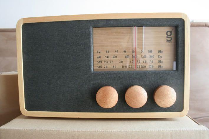 Table Wooden Radio - Magno by Good Design   Ceriwis Forum - Komunitas dan Jual beli di indonesia