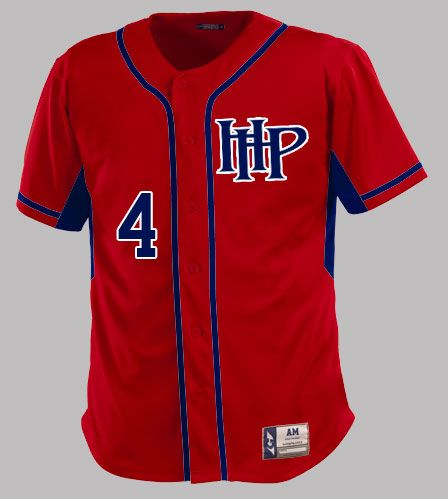 Check out this custom jersey designed by Hilton Head Prep Baseball and created at Synergy Sports! http://www.garbathletics.com/blog/hilton-head-prep-baseball-custom-jersey/ Create your own custom jersey at www.garbathletics.com!