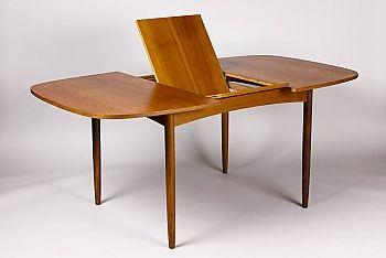 620 Danish Modern Mid Century Vintage Rectangular Teak