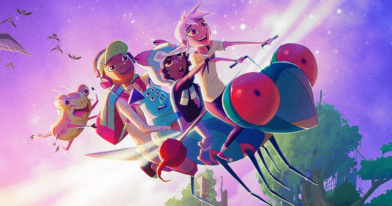 'Kipo and the Age of Wonderbeasts' Trailer Comes Flying in