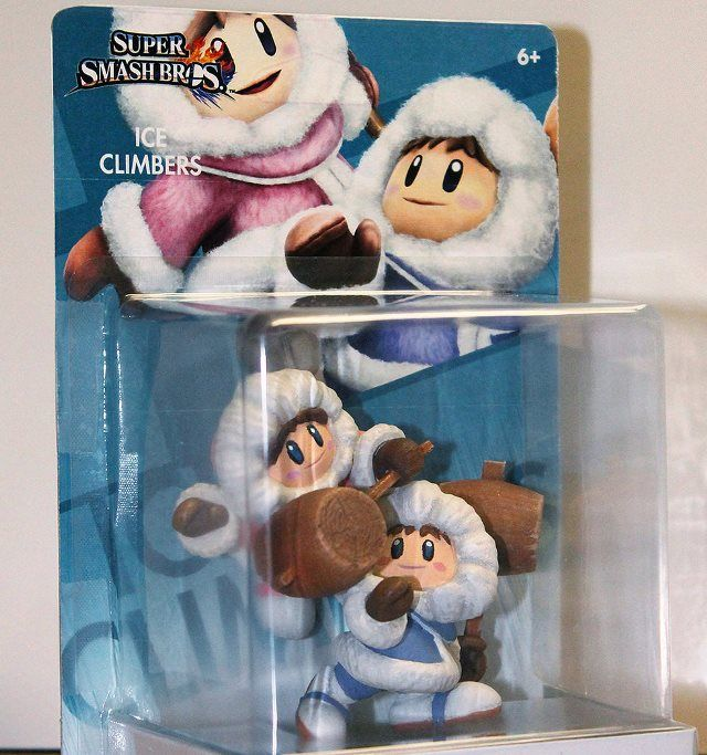 This custom-made Ice Climbers amiibo is impressive Gamer