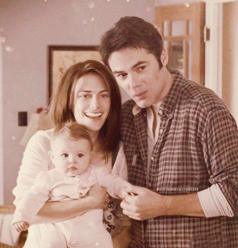 Happy Mother's Day! Renee, Charlie and baby Bella