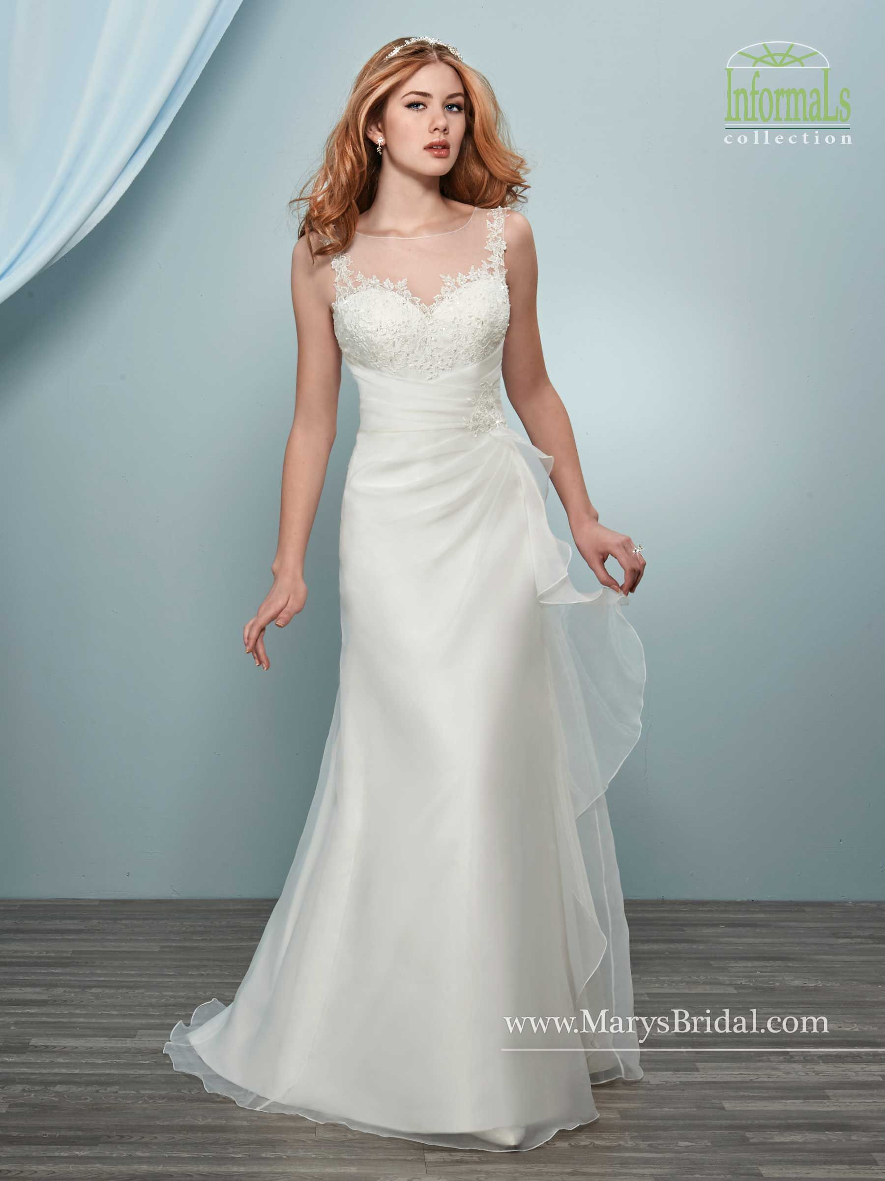 F16-2632 | Mary\'s Bridal Gowns | Pinterest | Wedding dress, Vintage ...