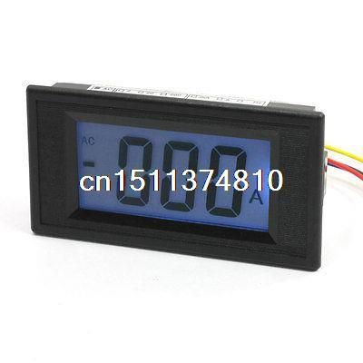 Дешевое Dc 0 500A синий из светодиодов светодиодным дисплеем в настоящее время тестирования 3 бит цифровой амперметр амперметр, Купить Качество Мультиметры непосредственно из китайских фирмах-поставщиках:         Название продукта  СИД Амперметр    Диапазон измерения    DC 0-500A        Светодиодный дисплей Размер  5.