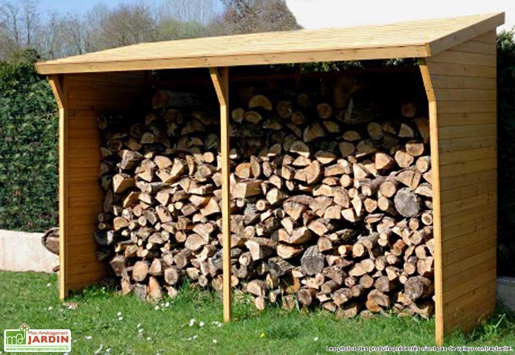 Abri Buches Bois 5 Steres Construire Abri Bois Abri Bois De Chauffage Abri Bois