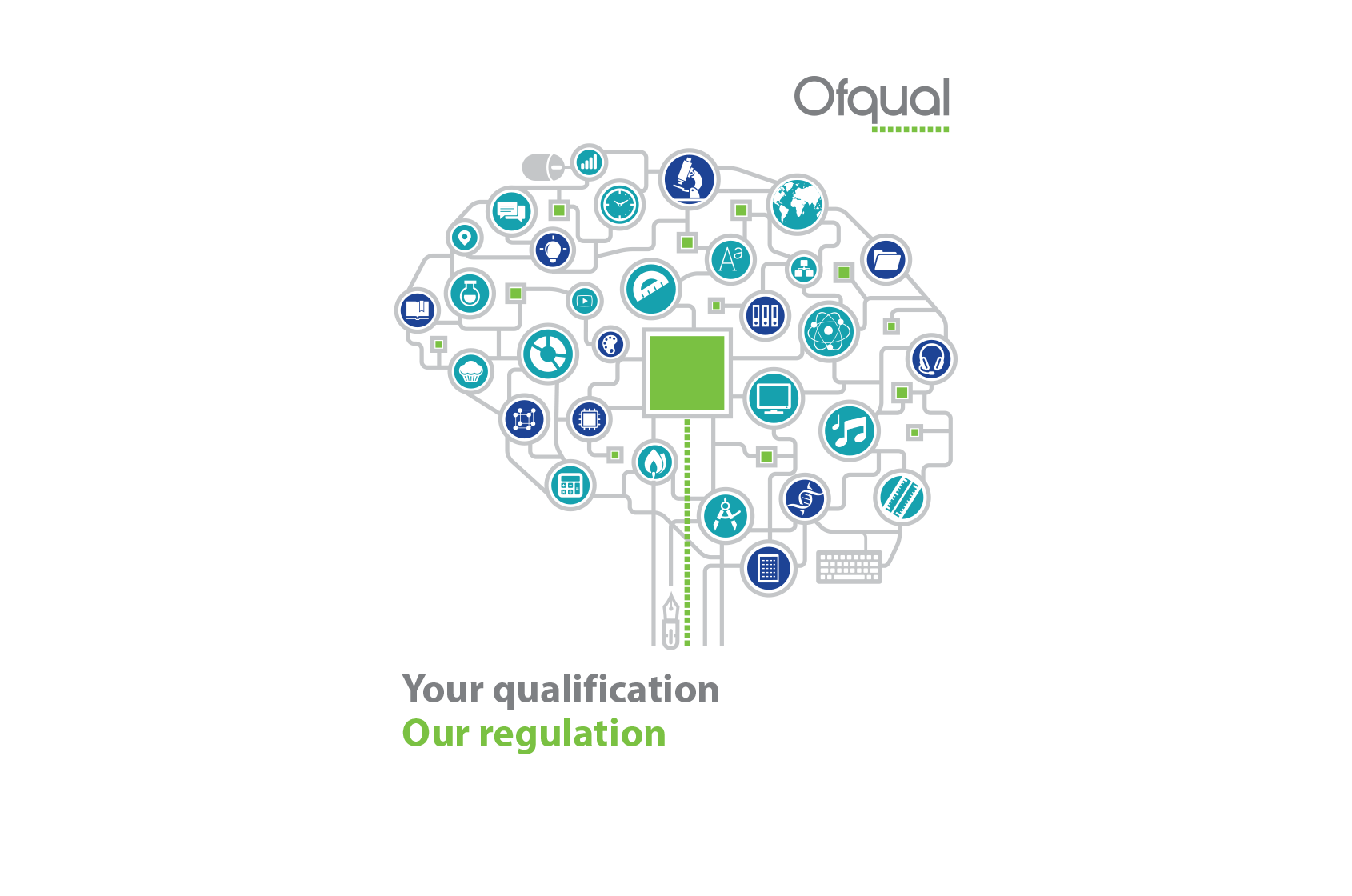 Your Qualification Our Regulation