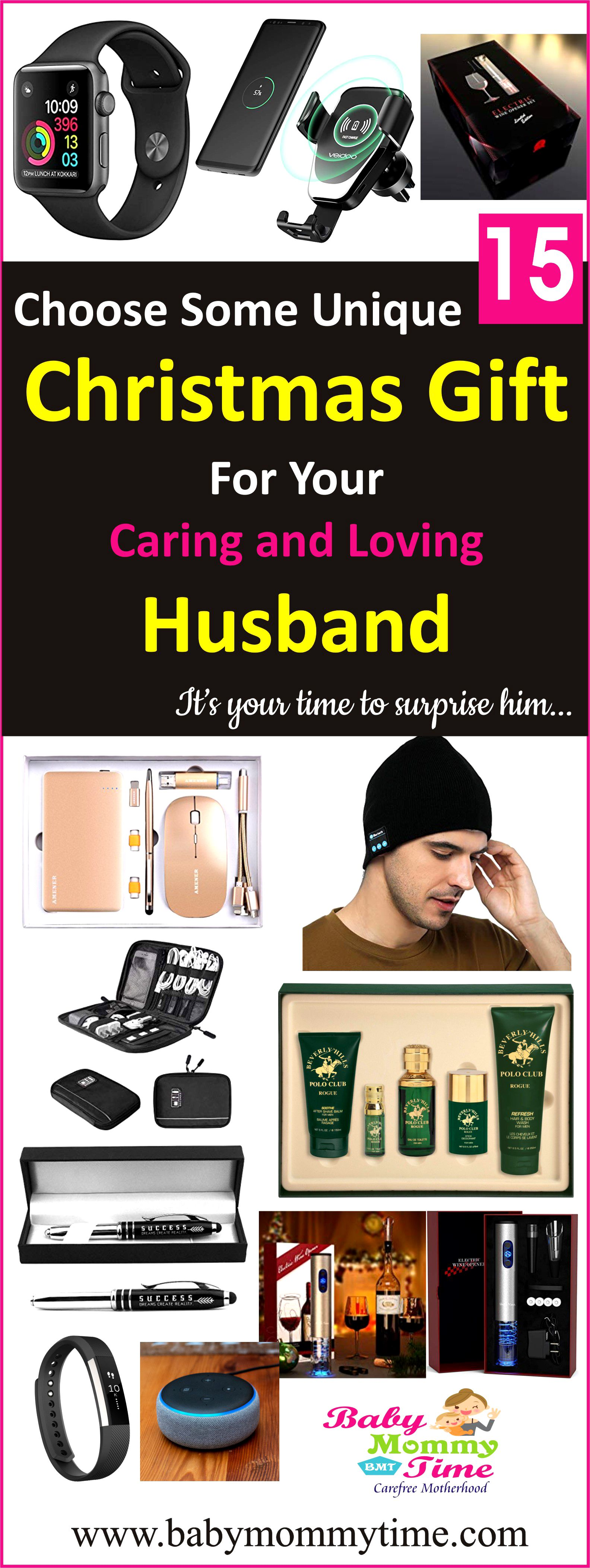 15 Christmas Holiday Gifts for Husband and Boyfriend ...