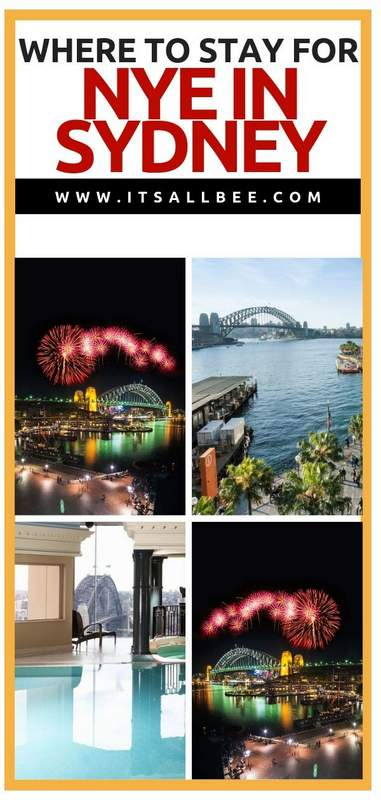 Best Sydney Hotels For New Years Eve Fireworks Where To