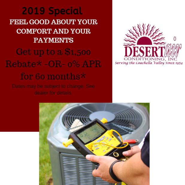 Desert Air Conditioning Inc On Twitter Air Conditioning Services Conditioner Deserts