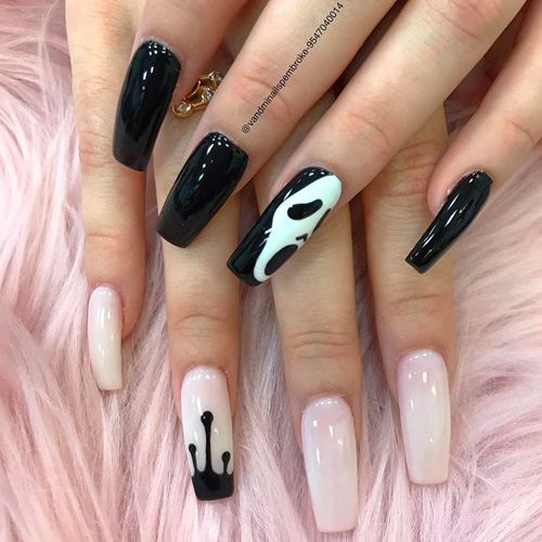 Best Halloween Nails 2020 - 31 Spooky Good Halloween Nails ...