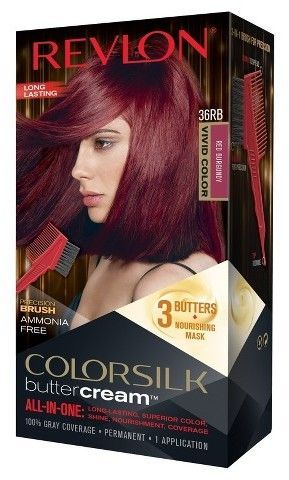 Colorsilk Revlon Luxurious Colorsilk Buttercream Haircolor Vivid