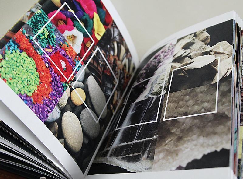 Tenería Vargas. Diseño Editorial para revista-catálogo