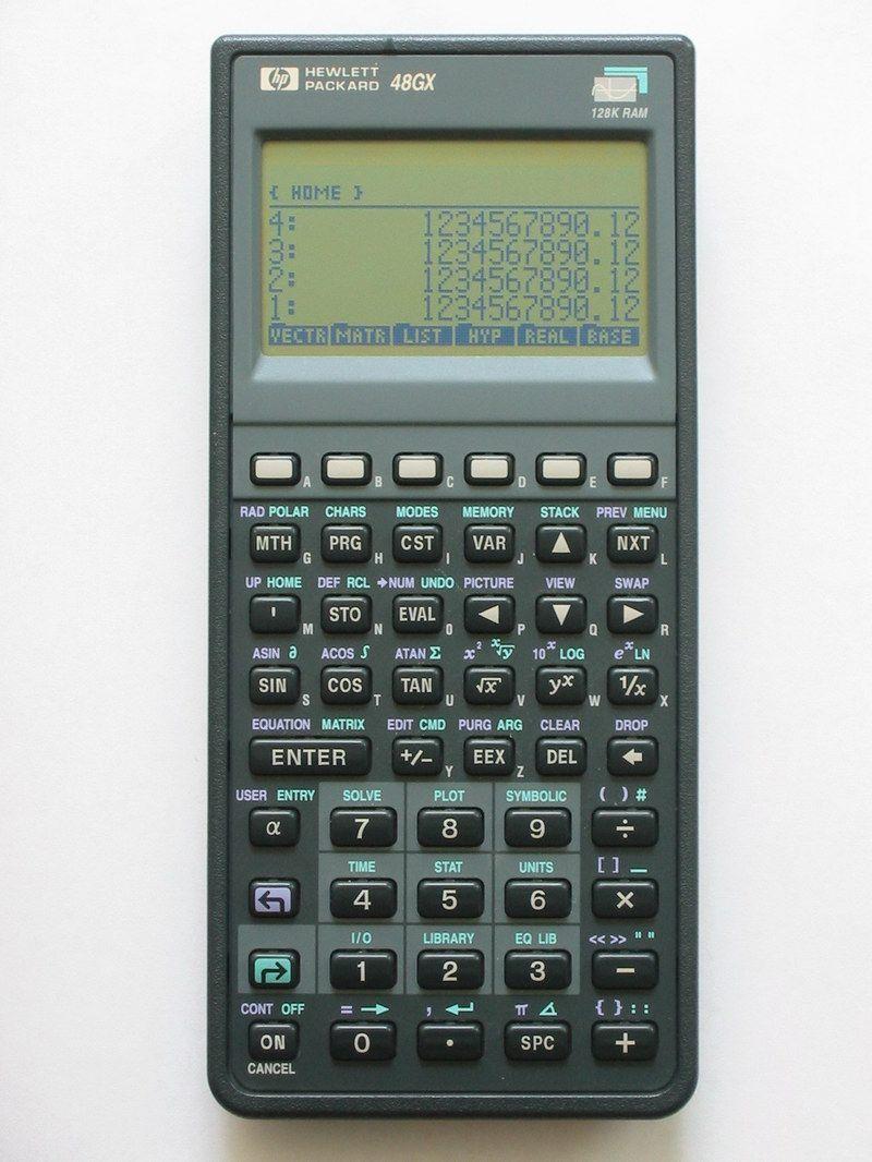 404 Not Found Calculator Hewlett Packard Graphing Calculator