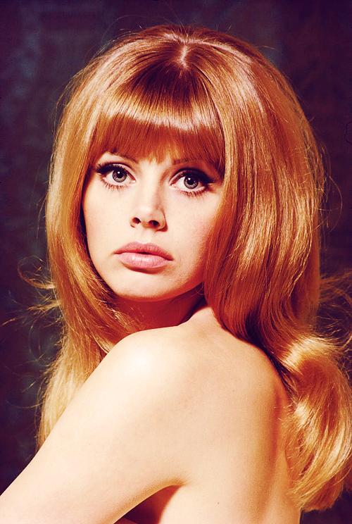 Britt Ekland Britt Ekland 1970 Hairstyles Hair Styles