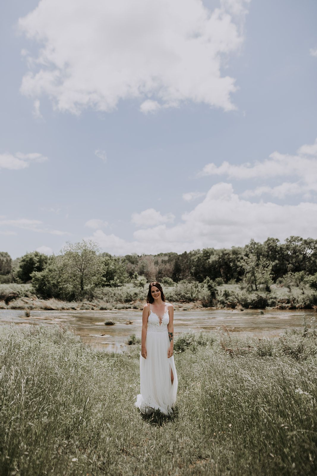 In Her Happy Place This Was In Johnson City Texas Near Austin Texas Such An Amazing Venue A Austin Wedding Photography Awkward Wedding Photos Wedding Book