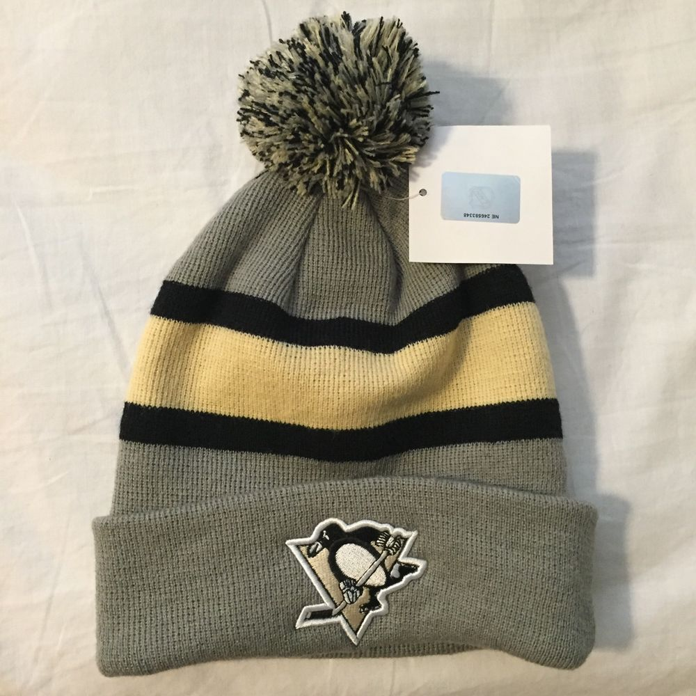 NHL Pittsburgh Penguins Hockey Beanie | eBay | Clothes | Pinterest ...