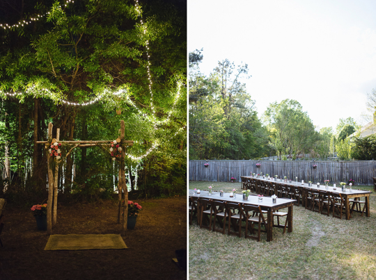 10 Beautiful Backyard Weddings That Will Make You Consider Getting Married at Home
