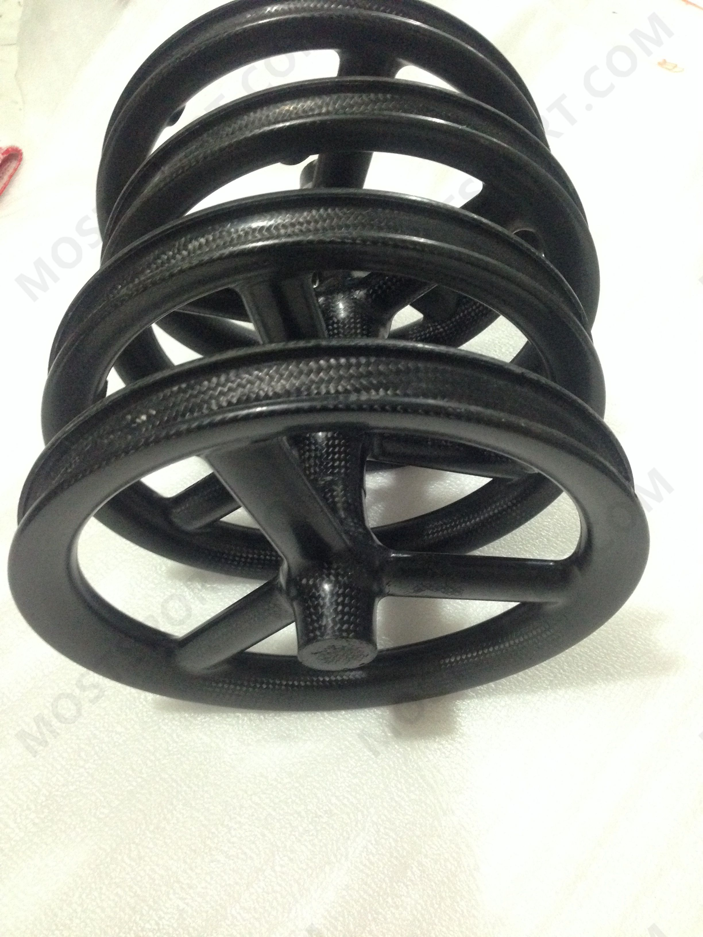12inch Carbon Tri Spoke Wheels For Child Bicycle Carbon Wheels