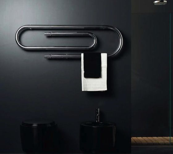 Amazing Graffe Hydronic Towel Warmer By Scirocco Idea