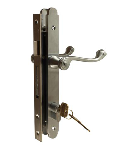 Marks Lock Thinline Mortise Lockset 2750 Series For Storm Door