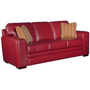 Modern Sofa Monza Air Dream Sleeper Sofa by Broyhill Furniture