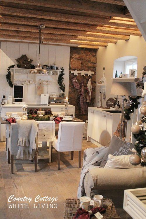 Wohnküchen  Ich liebe Wohnküchen 🙂 ähnliche Projekte und Ideen wie im Bild ...