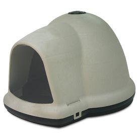 Aspen Pet X Plastic Dog House