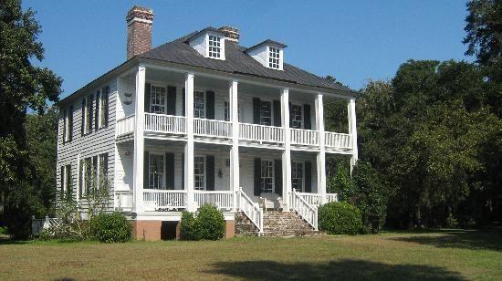 North Carolina Plantations For Sale Hopsewee Plantation