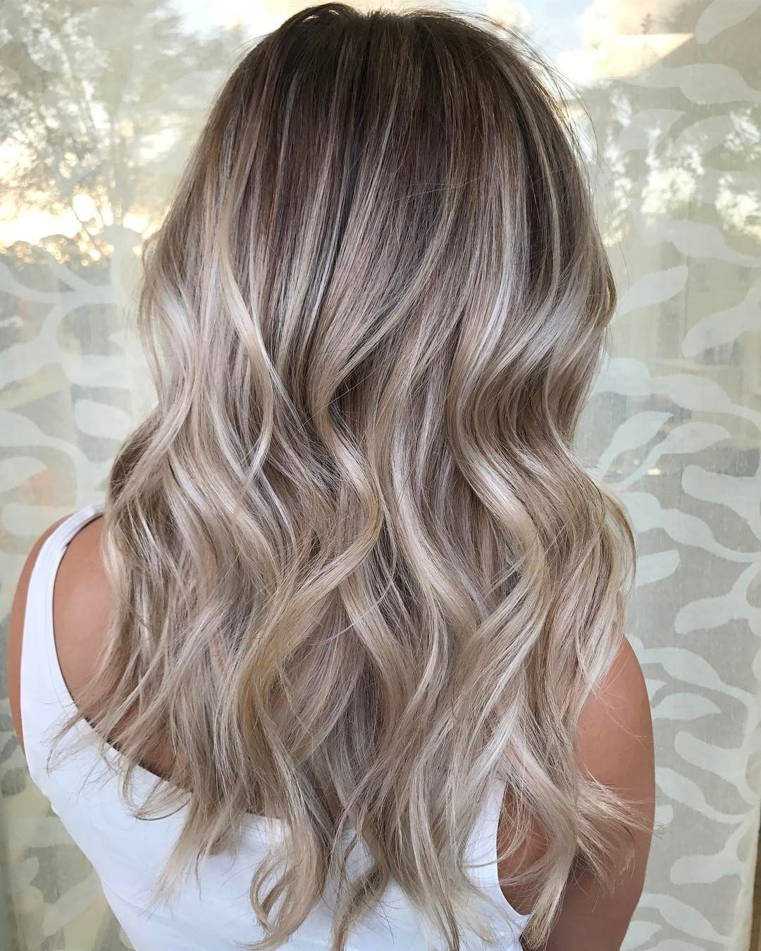 Balayage 2019: Pin By Linzi Nelson On Hair Color In 2019