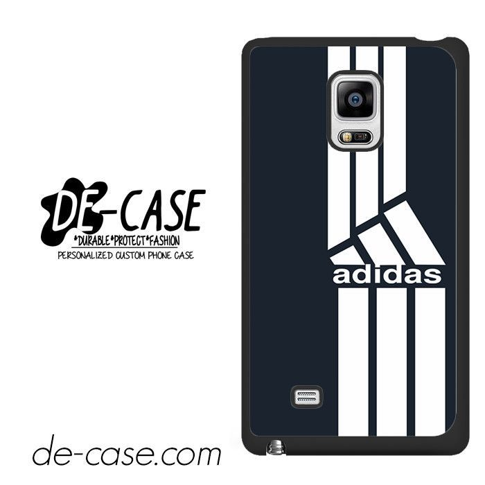 Black Straight Sport Adidas DEAL-1880 Samsung Phonecase Cover For Samsung Galaxy Note Edge
