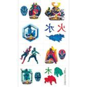 Power Rangers Tattoos - Party City