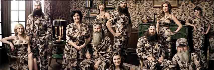 Duck Dynasty Family Duck Dynasty Duck Dynasty Family Duck Dynasty Cast