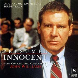 Movie Presumed Innocent Presumed Innocent  Risque Topics But Mindbending Finish  Movies .