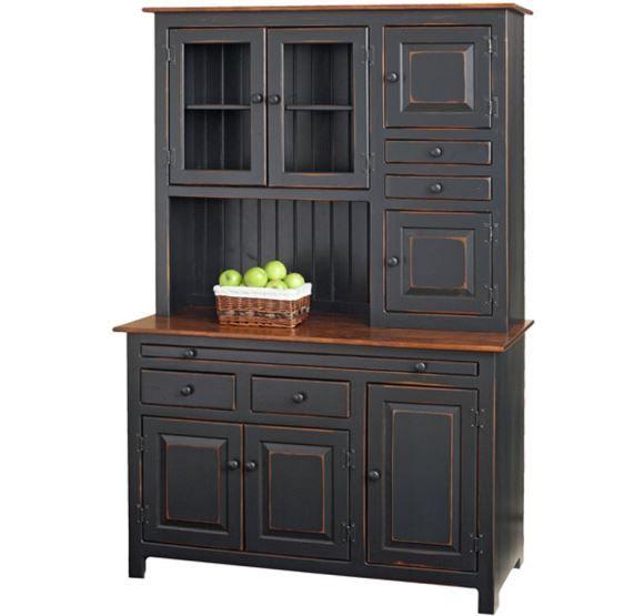 Hoosier Cabinet, Amish Made | Amish furniture, Hoosier ...