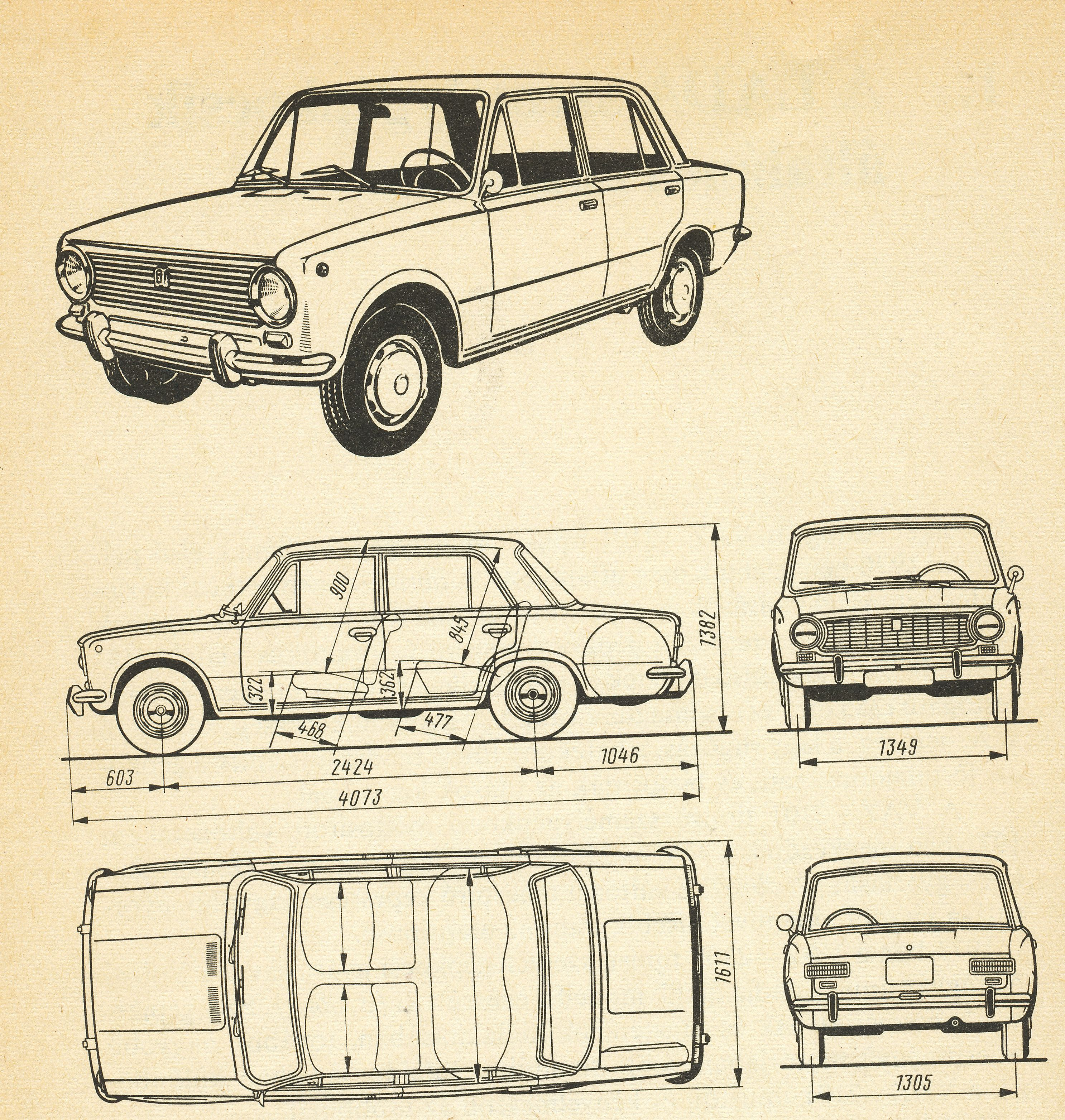 Old car blue print three blueprint auto antiguo tres blueprint old car blue print three blueprint auto antiguo tres blueprint pinterest cars fiat and city car malvernweather Image collections